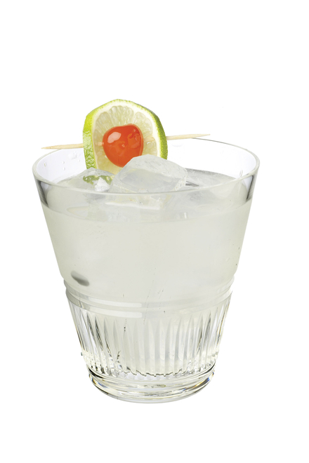 Daiquiri No.1 on-the-rocks (Difford's 10:3:2 formula) image