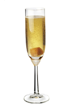 Champagne Cocktail image