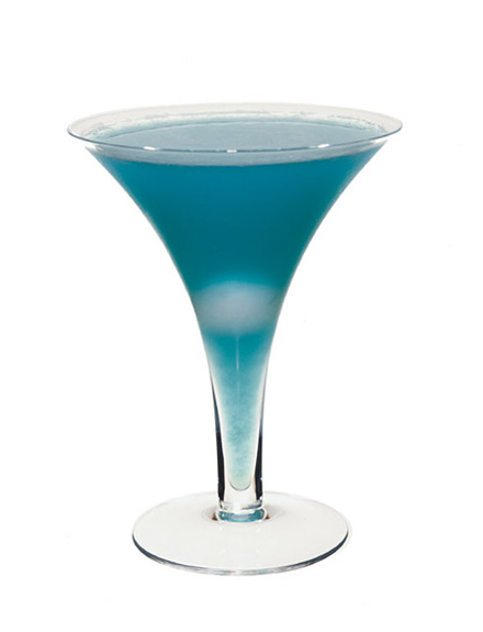 China Blue Cocktail image