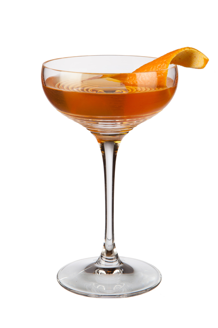 Bijou Cocktail (inspired by Lawlor's 1895 recipe) image