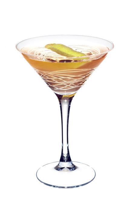 Bloomsbury Martini image