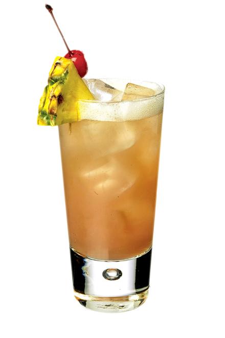 Bora Bora Brew (Non-alcoholic) image