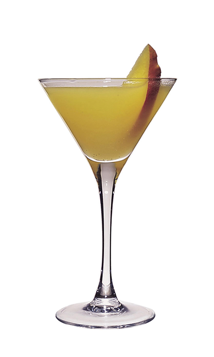 Apricot Mango Cocktail image