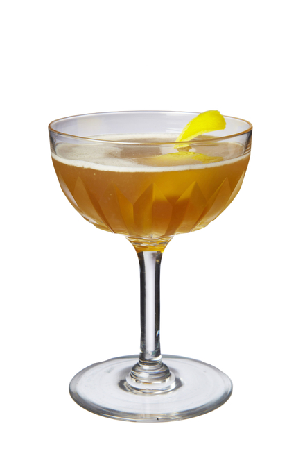 Comet Cocktail image