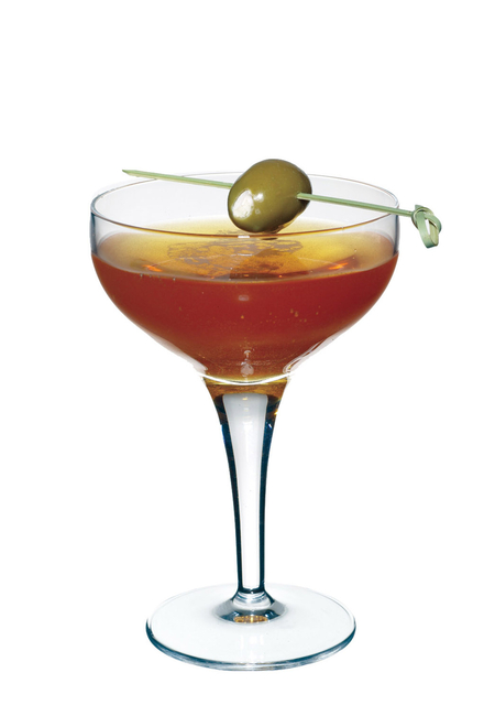 Club Cocktail (Craddock's recipe) image