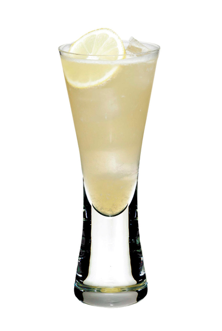 Cream Soda Cocktail image