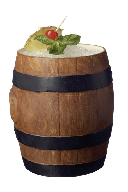 Beachcomber's Rum Barrel image