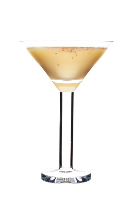 Egg Custard Cocktail image