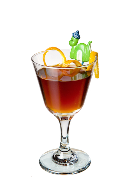 Nessie cocktail image