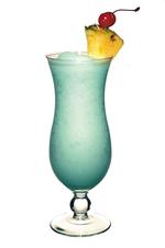 Blue Hawaiian image