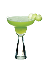Melon Margarita #1 (served 'up')