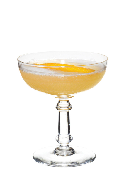 English Breakfast Cocktail image