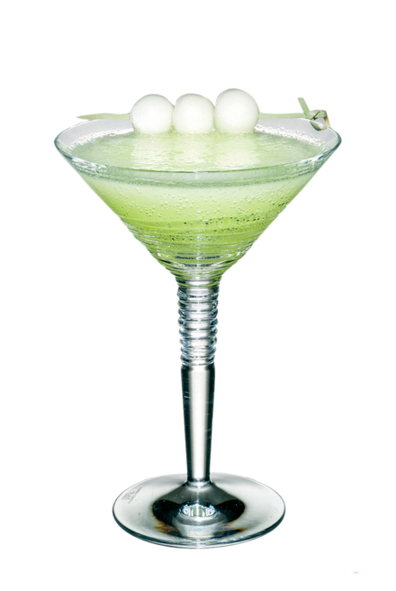 Melon Daiquiri #2 (served frozen) image