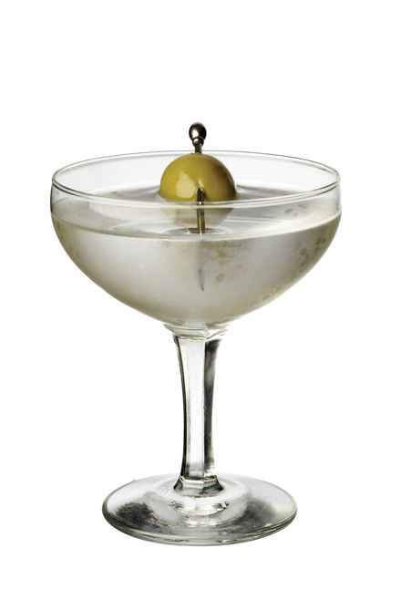 Churchill Martini image