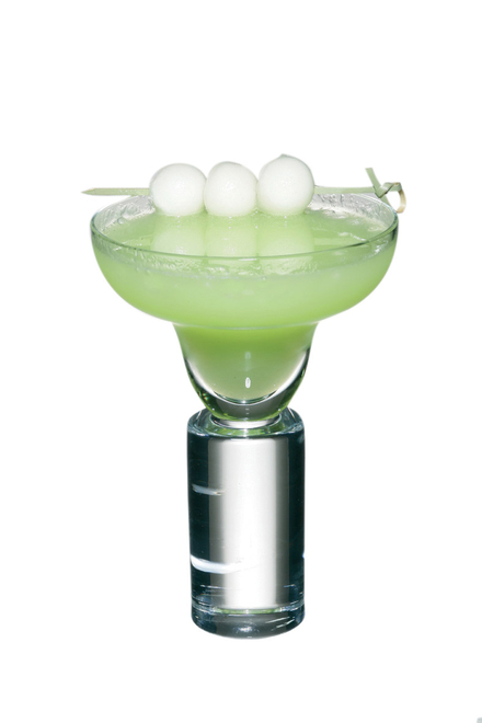 Melon Margarita #2 (served frozen) image