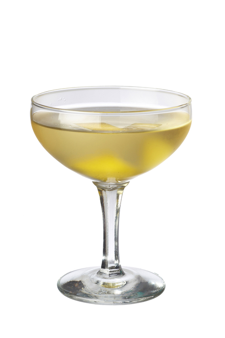 Dreamy Dorini Smoking Martini image
