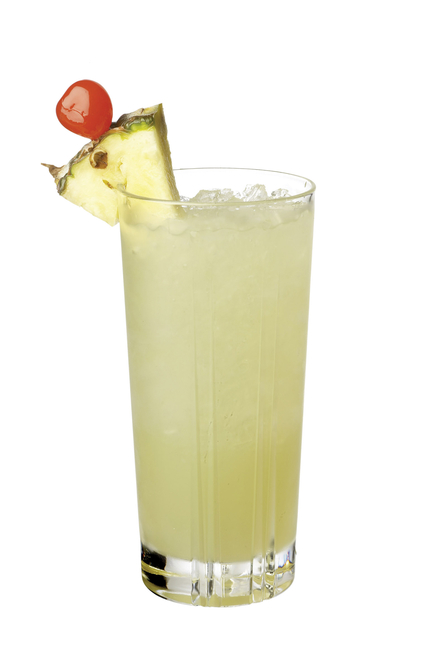 Chartreuse Swizzle image