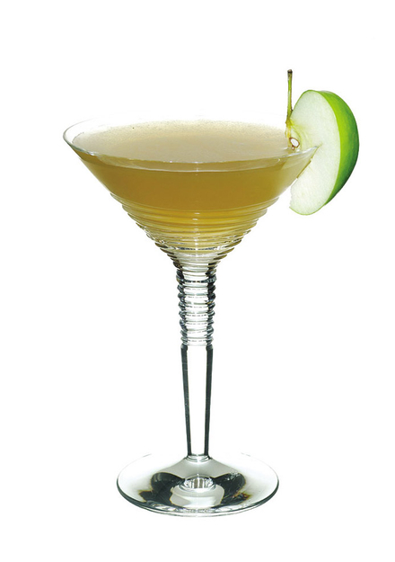 Cider Apple Cocktail image