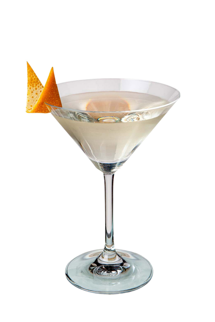 Dry Ice Martini image