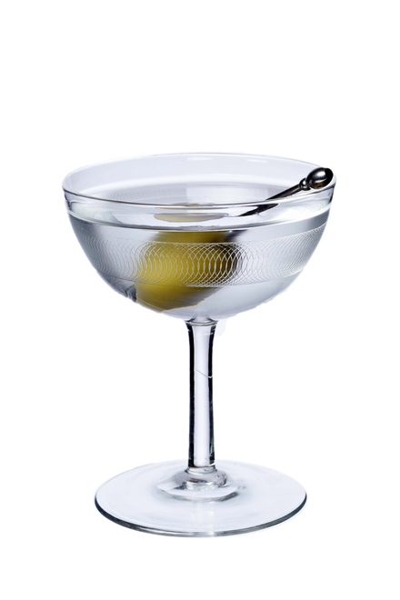 Dry Martini (3:1 ratio) image