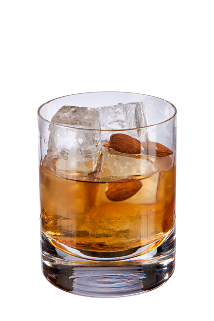 Almond Old Fashioned (bourbon based) image