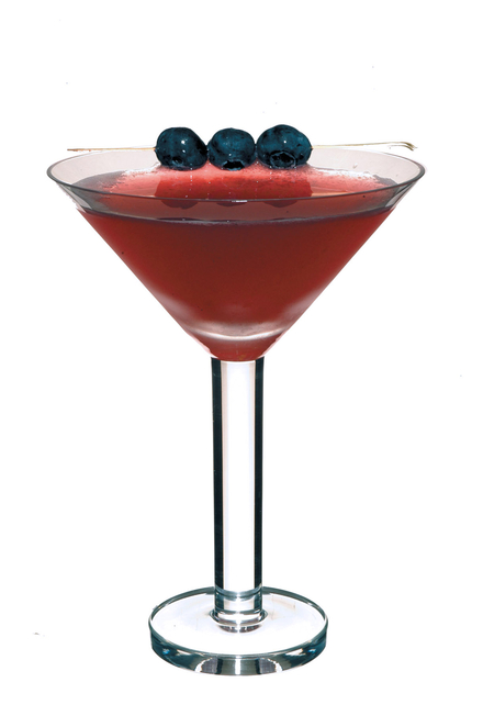 Blueberry Cocktail 2