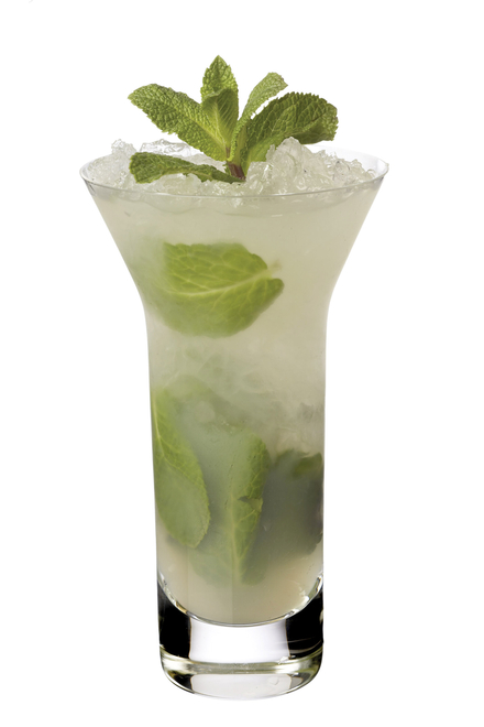 Apple Virgin Mojito (Mocktail) image
