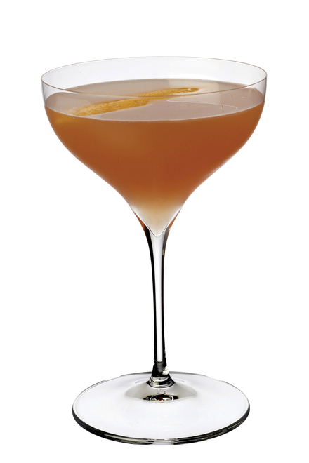 Blood Orange Cocktail image