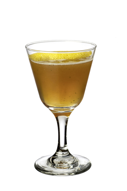 Brandy Cocktail image