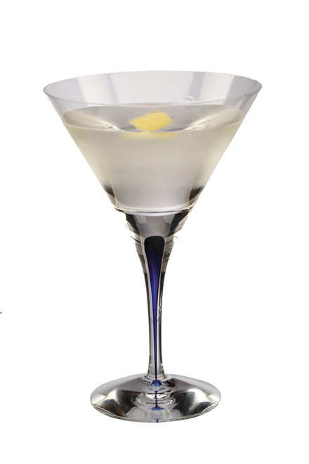 "Dry Martini (2:1.5 ratio) ""Sopping Wet"" image"