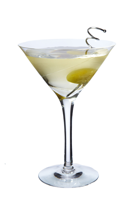"Dry Martini (2:1 ratio) ""Wet"" image"