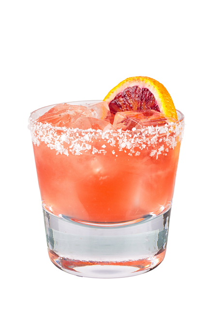 Blood Orange Margarita image