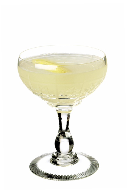 Corpse Reviver No.2 (Savoy Recipe) image