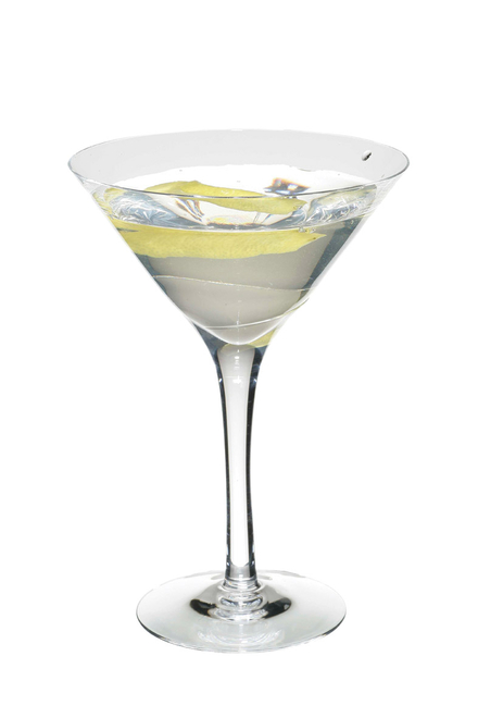Dry Orange Martini image