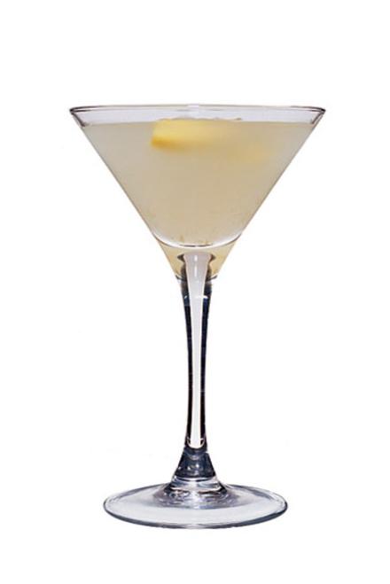 Citrus Martini image