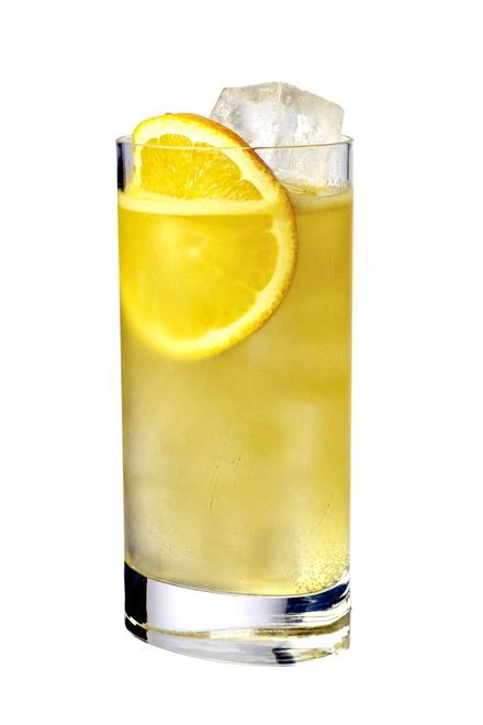 Citrus Rum Cooler image