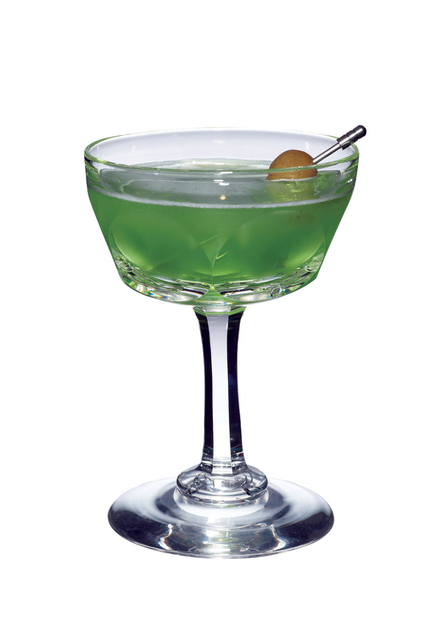 Every-Body's Irish Cocktail image