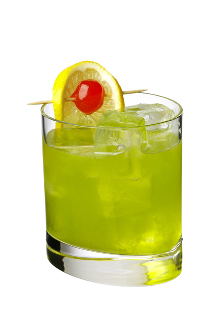 Green Melon Sour image