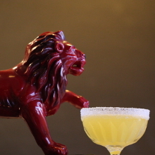 Red Lion Cocktail image