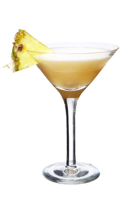 Francophile Martini image