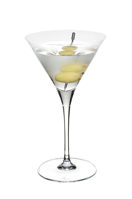 Franklin Dry Martini image