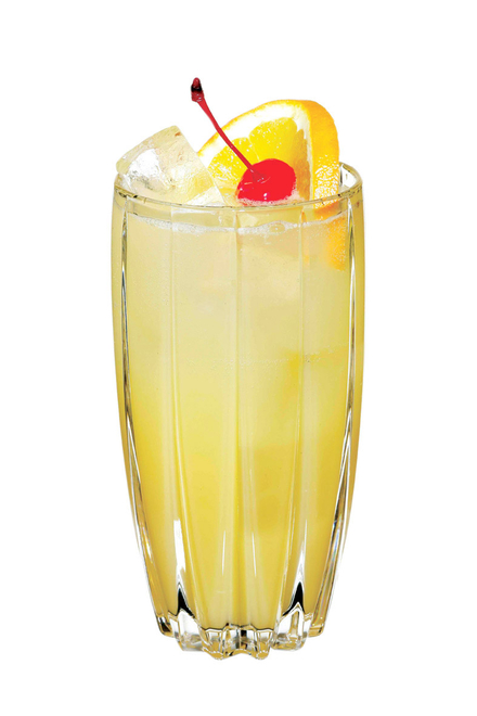 Florida Cocktail (Non-alcoholic) image
