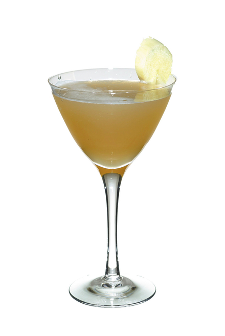 Gingerbread Cocktail image