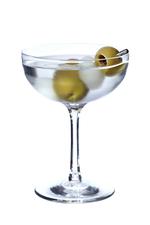 Gin Salad Dry Martini image