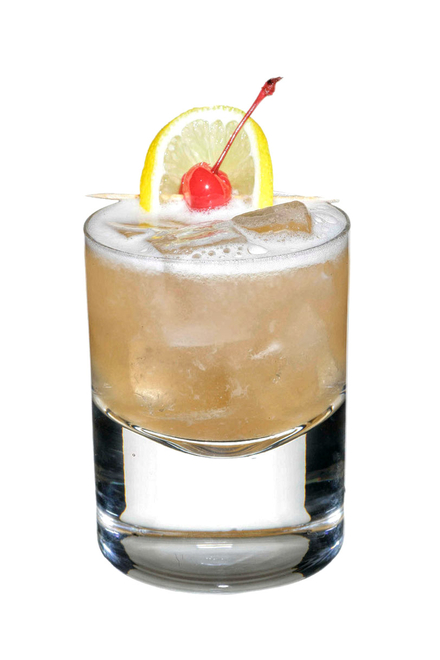 Gin Sour  image