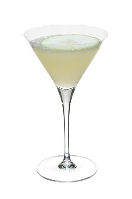 Ginger & Lemongrass Martini image