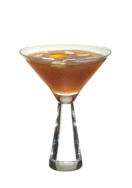 Fruit & Nut Cocktail image