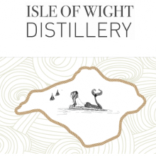 Produced by Isle of Wight Distillery