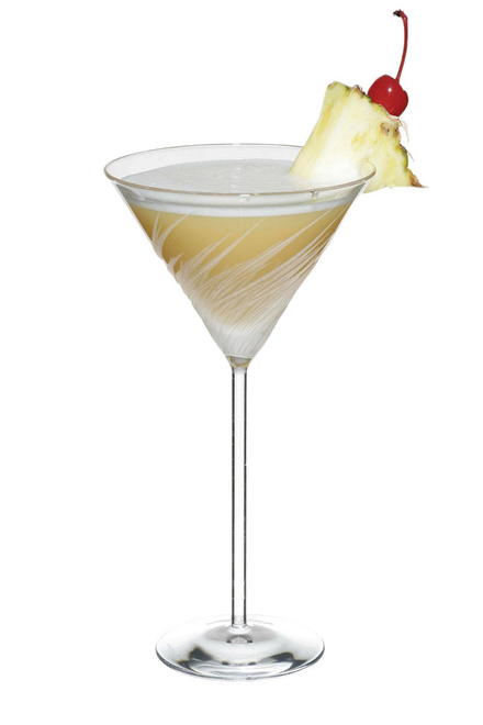 Hawaiian Martini image