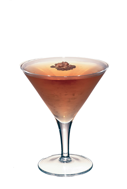 Walnut Martini image